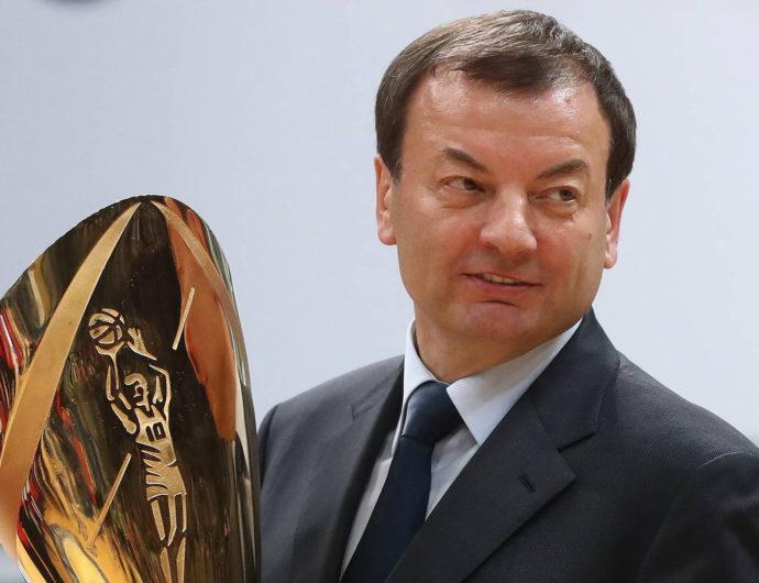Сергей Кущенко: «Приятно, что по силе нас ставят на второе-третье место в Европе»