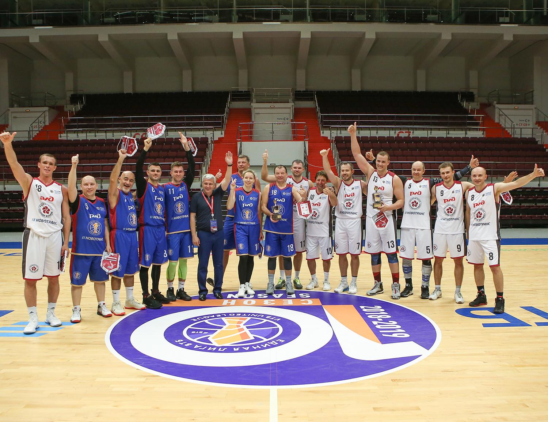 Руководство Лиги приняло участие в гала-матче по баскетболу в рамках ПМЭФ