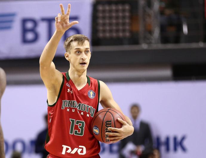 Дмитрий Хвостов из «Локомотива-Кубани» перешел в «Зенит»