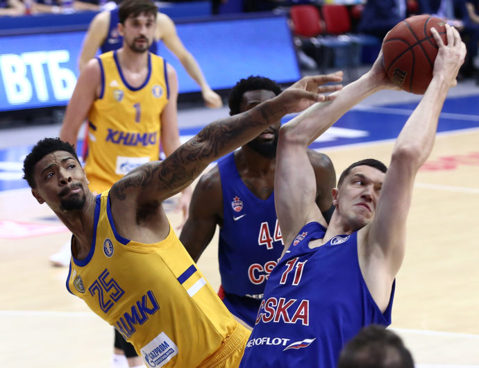 CSKA Takes First Step In Title Defense