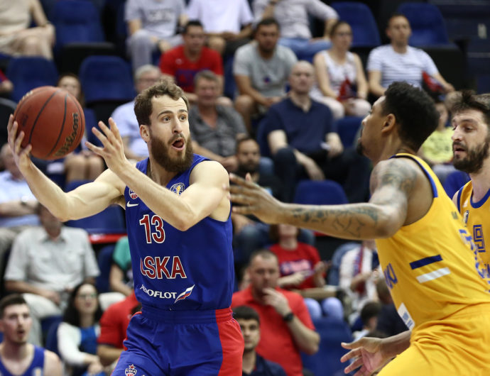 CSKA Takes 2-0 Finals Lead vs. Khimki