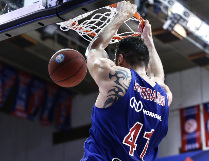 CSKA vs. Khimki Game 2 Highlights