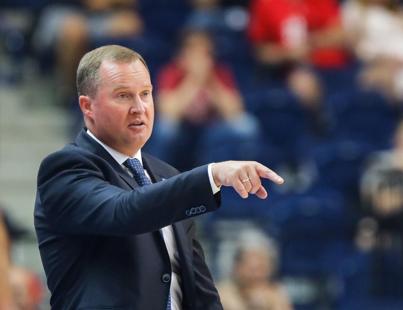 Казис Максвитис — новый главный тренер «ПАРМЫ»