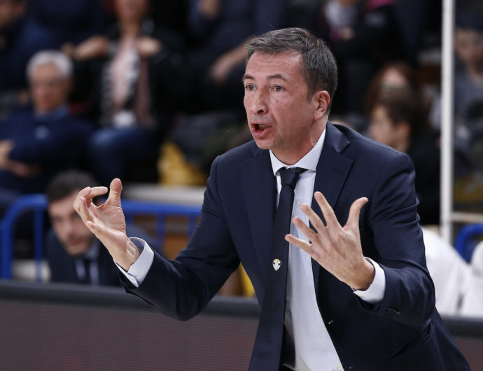 Лука Банки – главный тренер «Локомотива-Кубани»