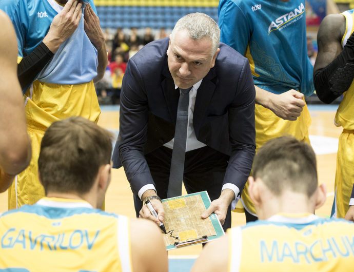 Astana Signs Dusan Ristic And Jeremy Hill