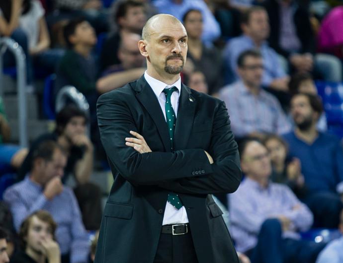 Zan Tabak Takes Over Zielona Gora