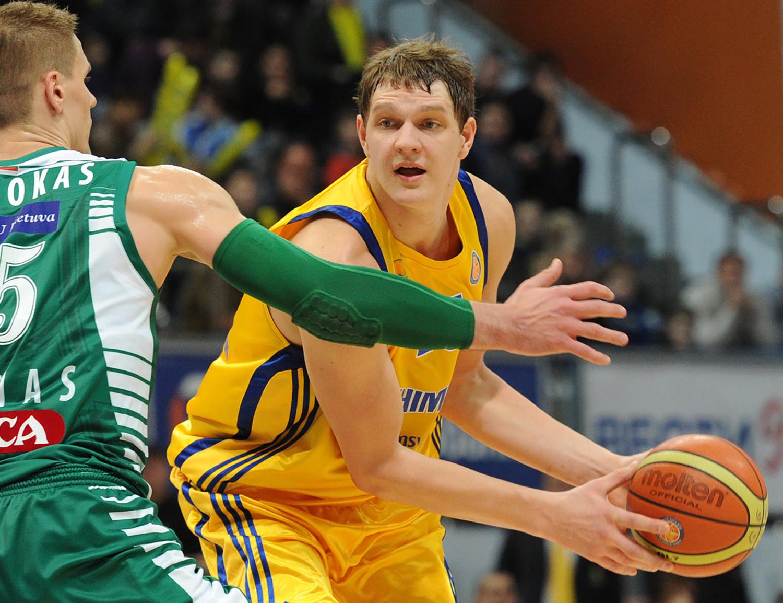 Timofey Mozgov Signs With Khimki