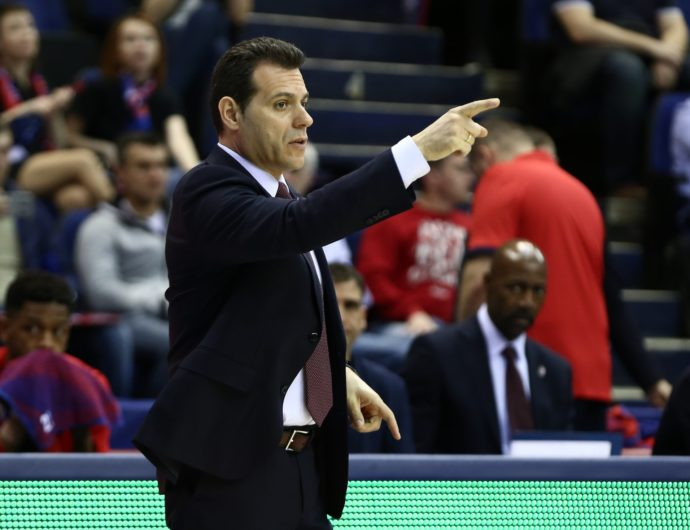 «ЦСКА мог бы соревноваться в НБА». Итудис – о Евролиге, американском баскетболе и гегемонии армейцев