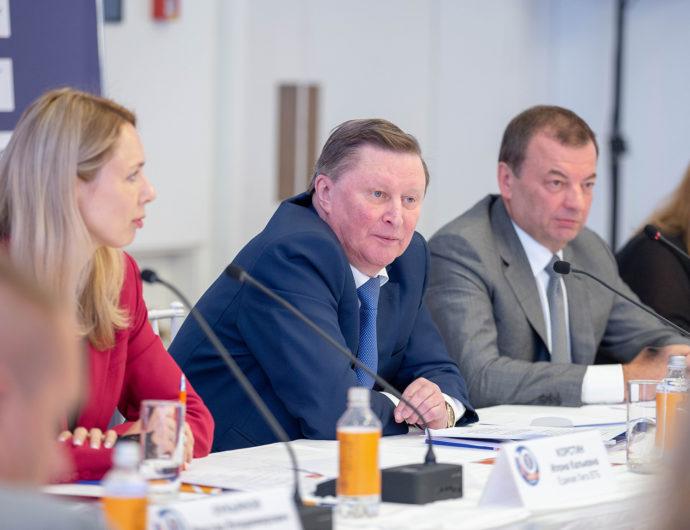 Сергей Иванов:«Зарубежные клубы, имея небольшие бюджеты, подают хороший пример российским клубам по части эффективности»