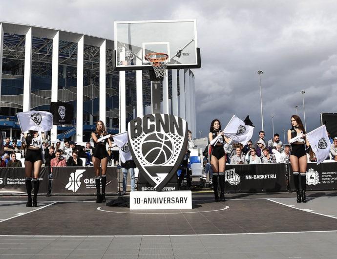 «Нижний» провел презентацию логотипа десятого юбилейного сезона