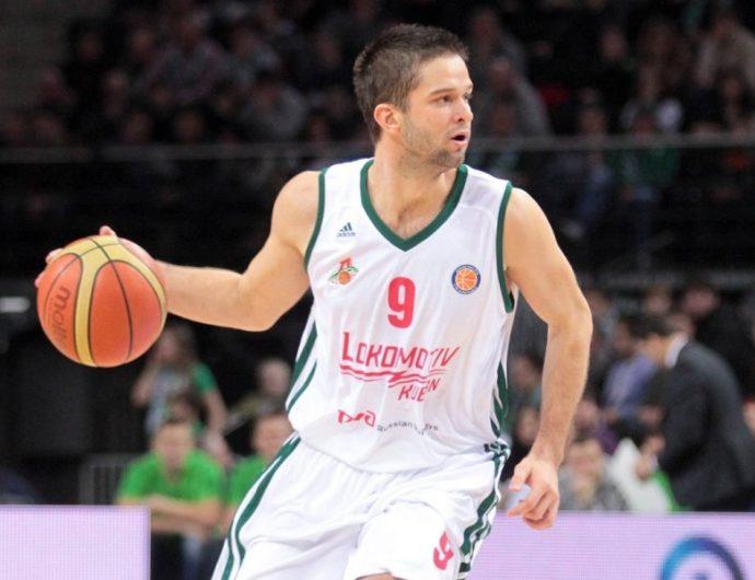 Мантас Калниетис вернулся в «Локо»