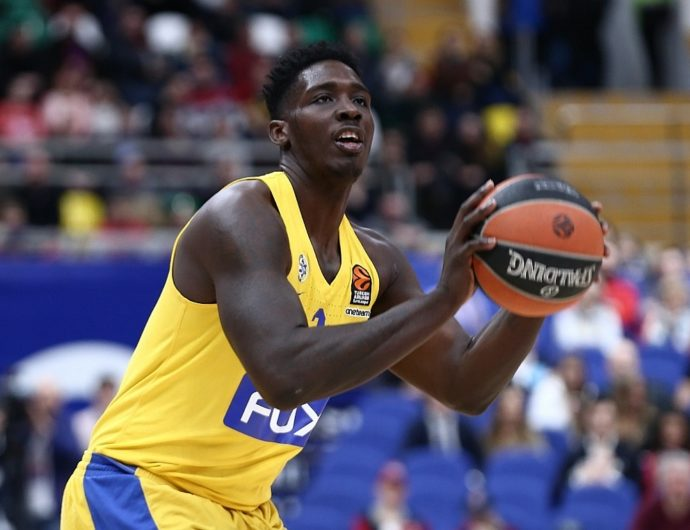Johnny O'Bryant is the latest Loko signing