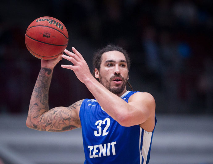 Drew Gordon signs with Zielona Gora