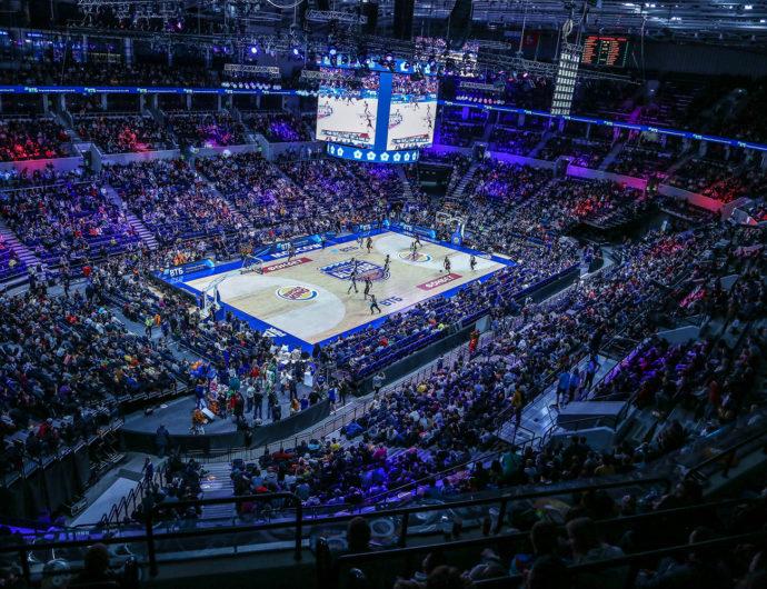 Самые посещаемые российские арены в истории Лиги