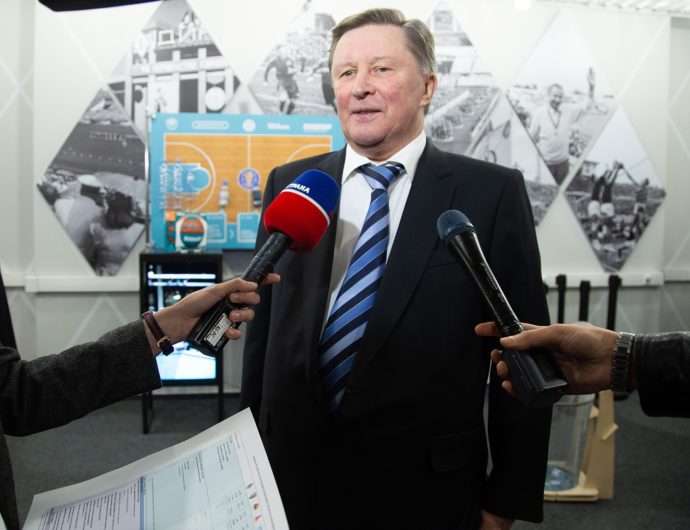 Sergey Ivanov: Theoretically, two-rounded series might make playoffs more unpredictable, in practice – will see