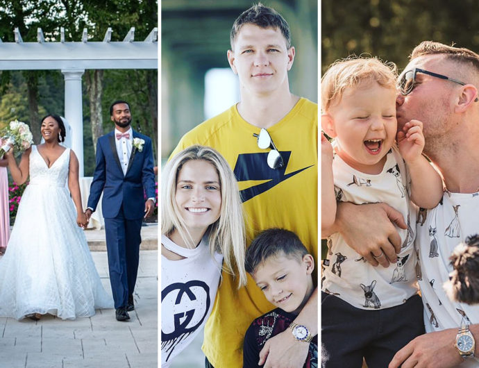 How VTB United League players spent the last week of summer 2019