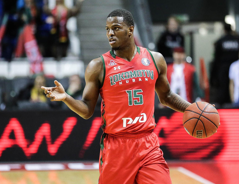 Astana signed Isaiah Whitehead