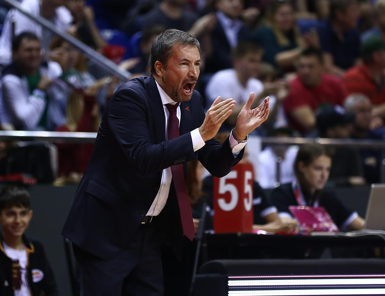 Лука Банки: «Против ЦСКА нужно играть на пределе возможностей. Мы к этому готовы»