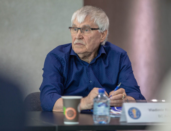 Владимир Родионов: «С точки зрения комплектования это лучший состав «Автодора» за последние пять лет»