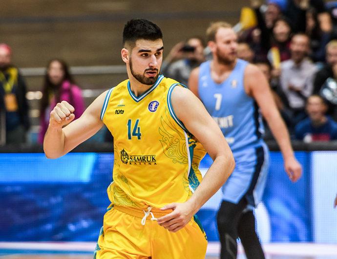Kazahstan blockbuster: Zenit chase, overtime and Astana win