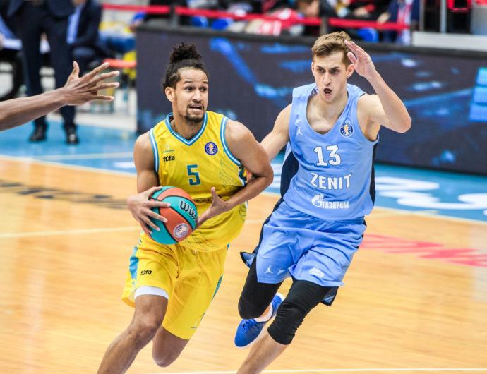 Astana vs Zenit Highlights