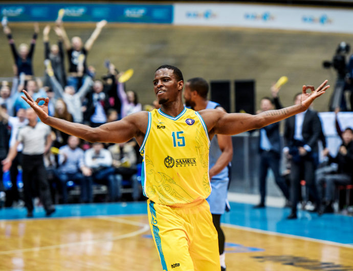 Week in review: Khimki smash UNICS, Isaiah Whitehead shocks Zenit