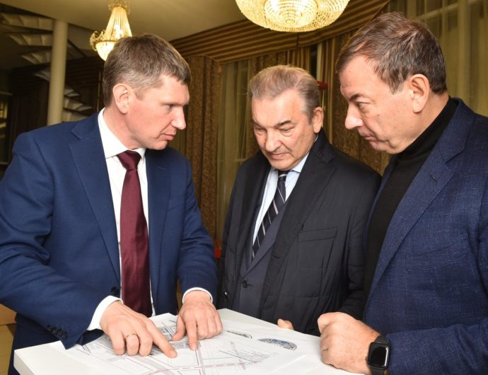 Perm to build universal sports hall with 10 thousand seats