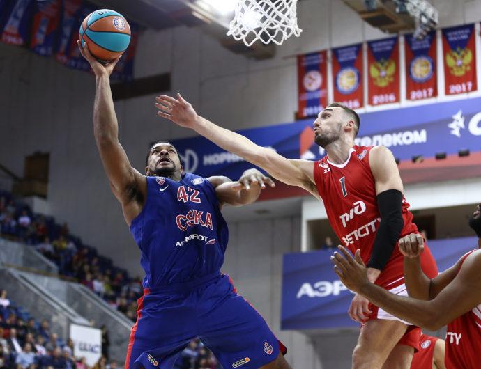 CSKA vs Lokomotiv-Kuban Highlights