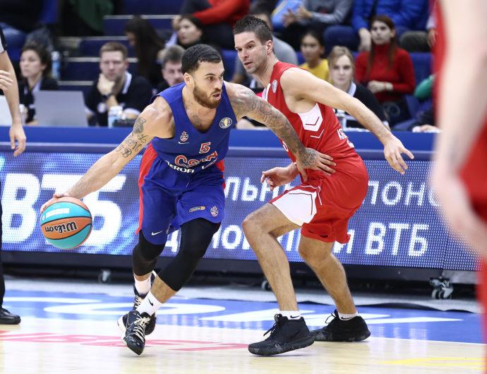 CSKA down Loko, move to 2nd