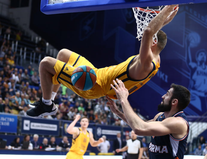 Khimki vs PARMA Highlights