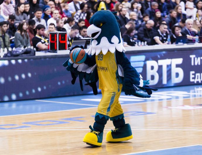 Astana vs Tsmoki-Minsk Highlights
