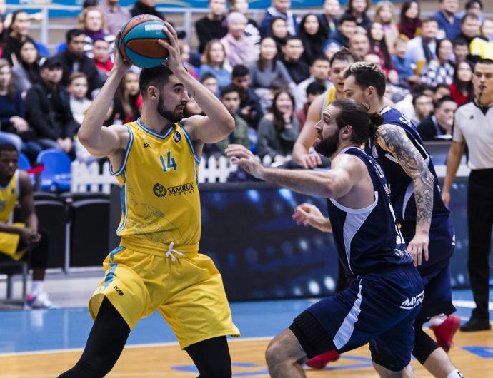 Astana: 3 of 3 wins in Nur-Sultan