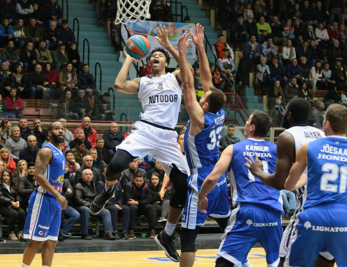Avtodor's first win as Isaiah Hicks back