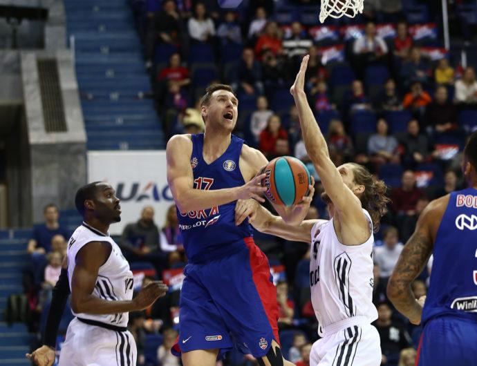 CSKA beat Avtodor, score 100 3rd in a row