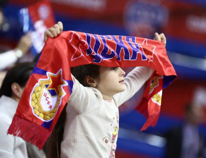 CSKA vs Avtodor Highlights