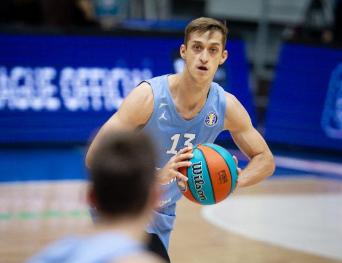 Dmitry Khvostov is now VTB United League All-time assist leader!