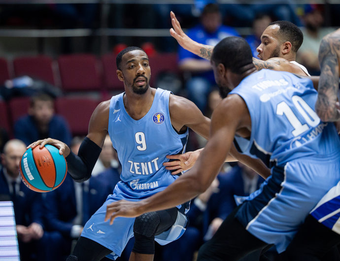 Zenit outplay Enisey to stop 4-games losing streak
