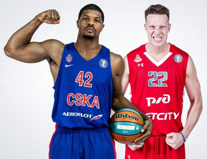 Game of the week: CSKA vs Lokomotiv-Kuban