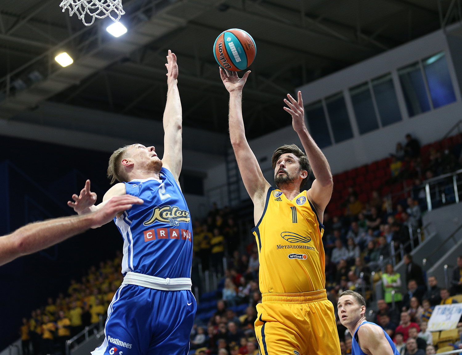 Khimki set two new season records and continue winning streak
