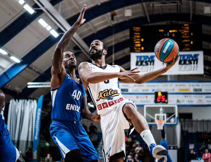 Tradition is kept. Kalev beat Enisey fifth time in row