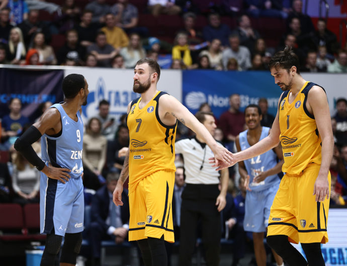 Khimki and Zenit put up show in Saint Petersburg, sold out in Perm, Pashutin returns to Loko. Week 11 in review