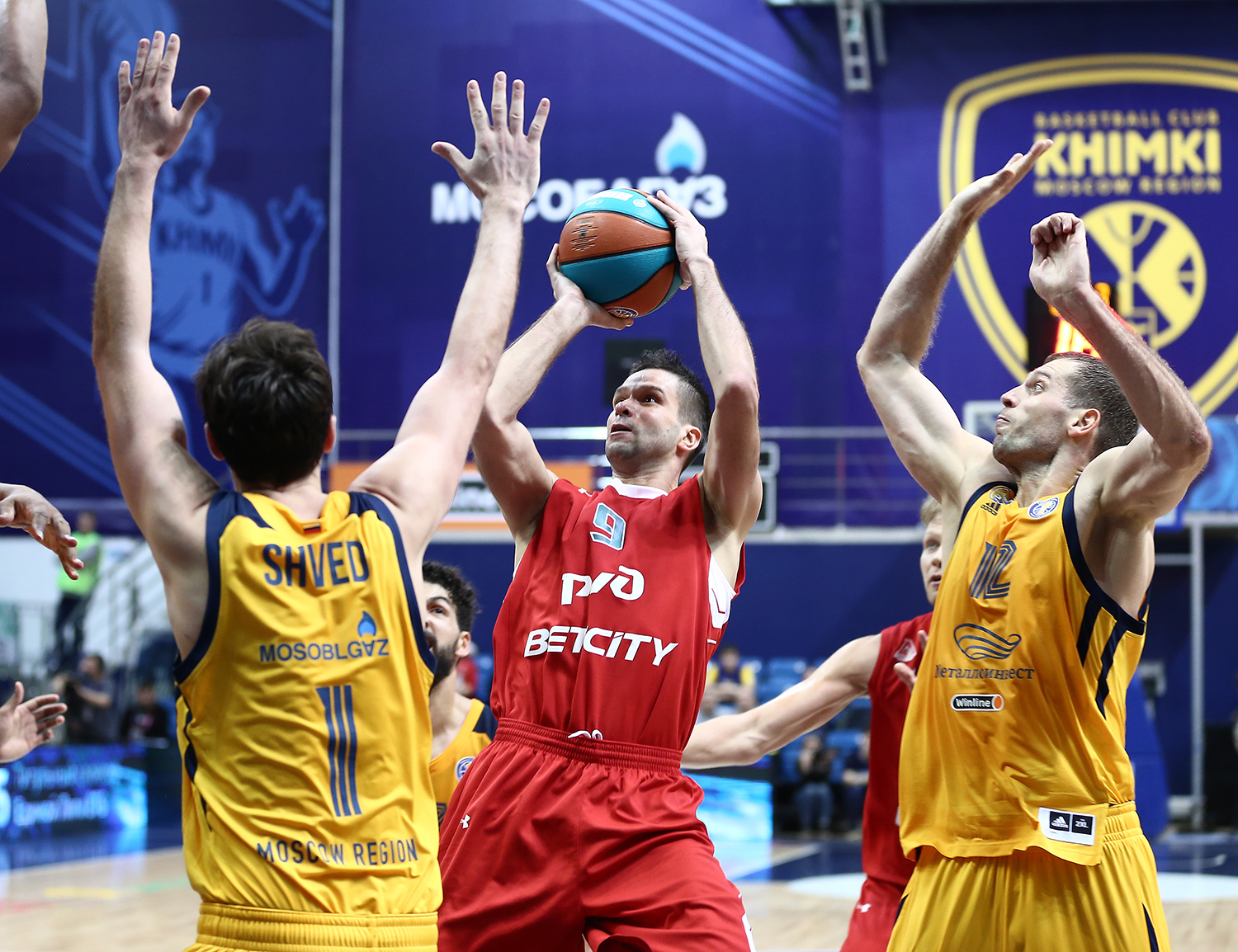 Loko hand Khimki their first defeat this season