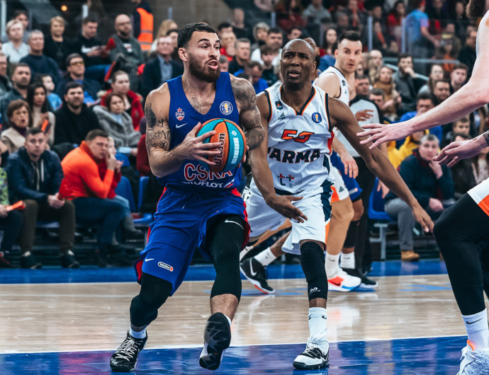 Attendance record for PARMA, victory for CSKA