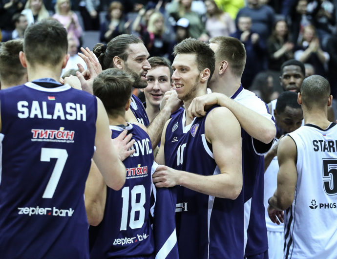 Tsmoki have first home victory, Perm fans get really nervous. Week 15 in review