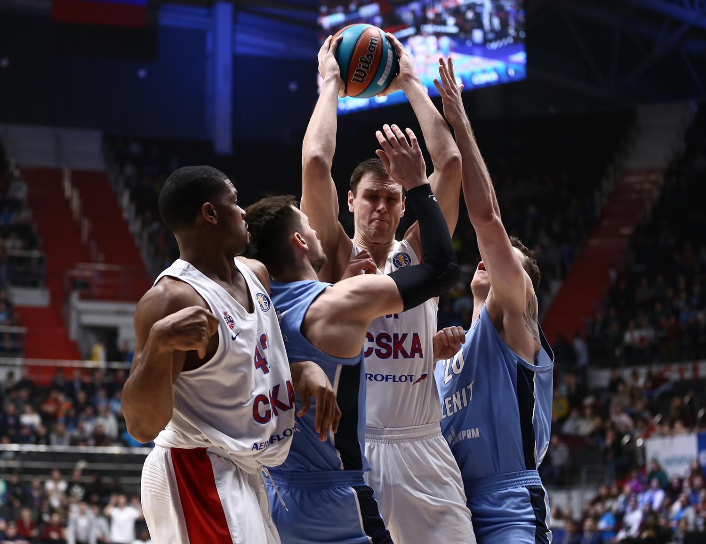 ЦСКА впервые с 2016-го обыграл «Зенит» в Питере в матче «регулярки»