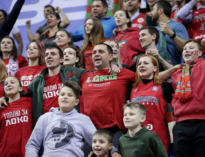 Lokomotiv-Kuban vs Nizhny Novgorod Highlights