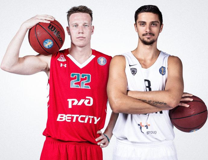 Game of the week Lokomotiv-Kuban vs Nizhny Novgorod