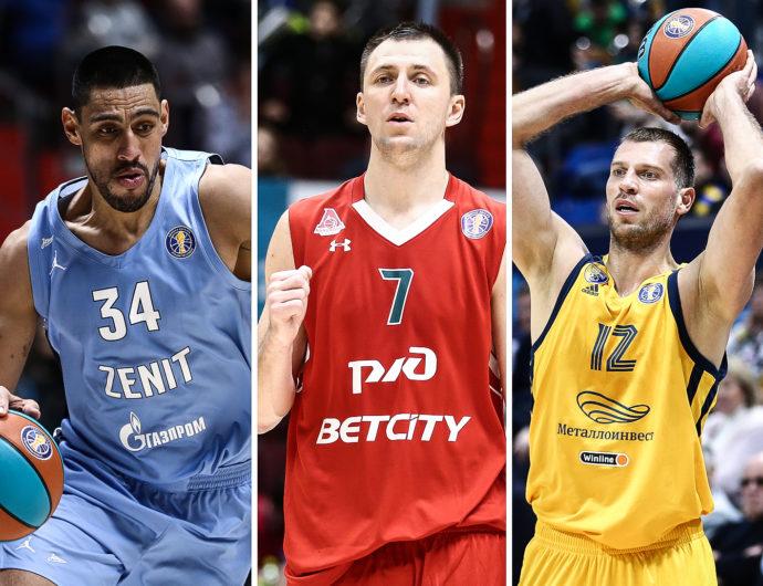 «34+». Моня, Фридзон, Веремеенко и еще 6 ветеранов Лиги ВТБ, отказывающихся стареть