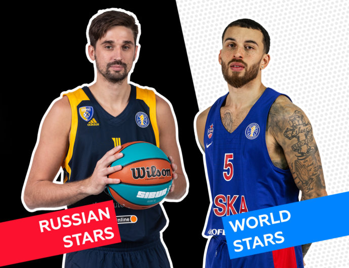 Fans choose! VTB League reveals All-Star Game nominees