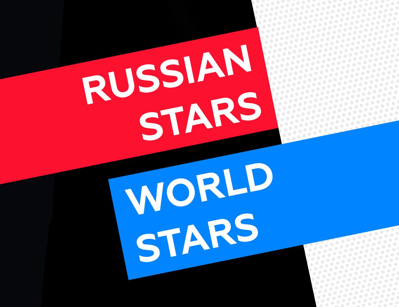 Итоговые составы команд «Звезд России» и «Звезд Мира» на Матч Звезд 2020
